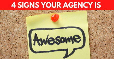 4 Signs Your Shopper Marketing Agency Is Awesome
