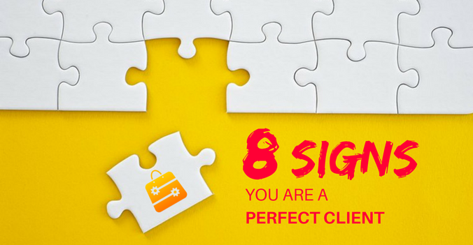 8 Signs You Are A Shopperations' Perfect Prospect