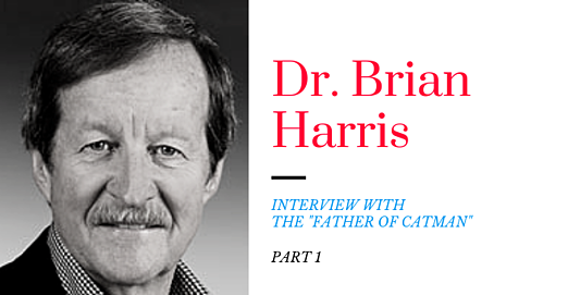 Brian Harris Interview Podcast