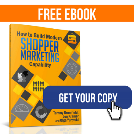 Free ebook How to build modern Shopper Marketing Capability
