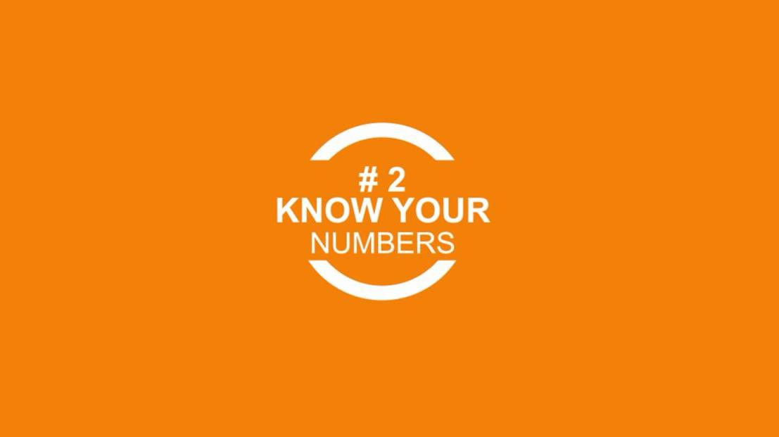 CPG Marketers: Know your numbers