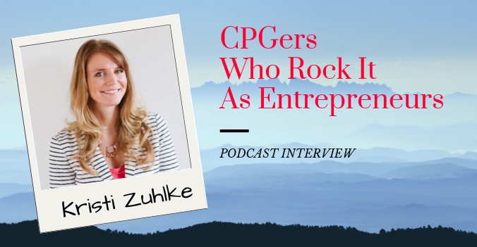 CPGers Who Rock it as Entrepreneurs
